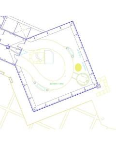 Caesalpinia pulcherrima map